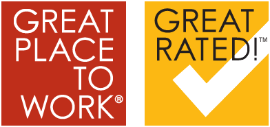Great Place to Work®/Great Rated!™